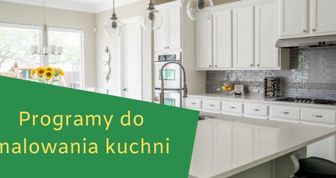 program do malowania kuchni